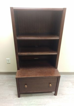 Mahogany book shelf hutch for Sale in Arlington, MA