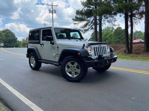 2016 Jeep Wrangler for Sale in Durham, NC