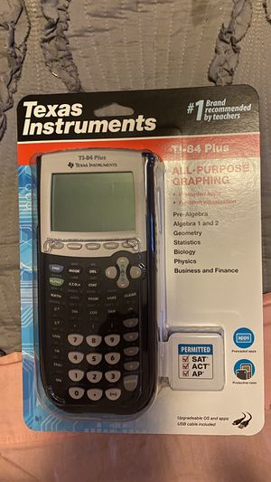 TI -84 Texas instruments for Sale in Spring Valley, CA