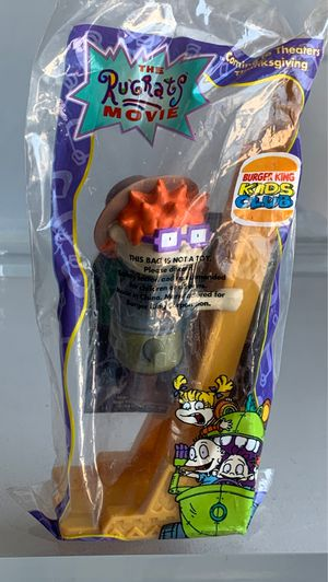 The Rugrats Movie Chuckie Toy for Sale in Garden Grove, CA