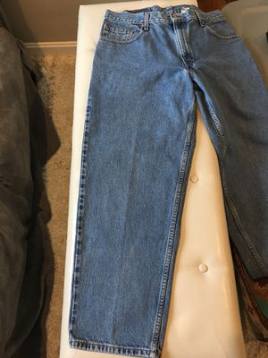 90's cut vintage men's Levi jeans 34x32 for Sale in Boston, MA
