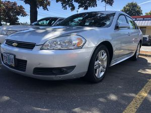 2011 chevy impala LT for Sale in Portland, OR