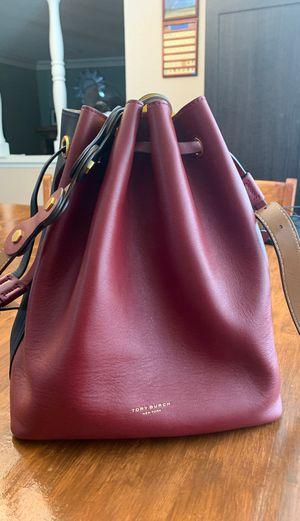 Tory Burch Draw String Noe Bag for Sale in Covina, CA