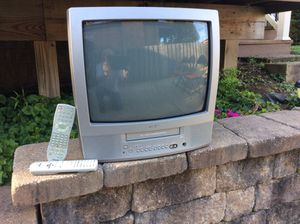 For Children **Combination TV and VCR , Toshiba with VCR tapes , $35 for Sale in Glenshaw, PA