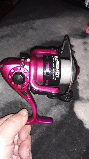 Fishing reel for Sale in Commerce City, CO