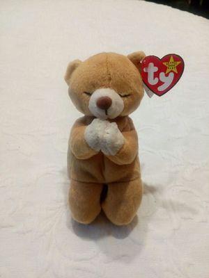 Beanie baby original hope the praying bear for Sale in Anderson, SC
