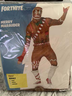 FORTNITE- Merry Marauder Halloween Costume / Adult XS (teen) for Sale in Margate, FL