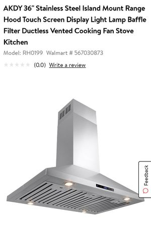OVEN HOOD for Sale in Jurupa Valley, CA