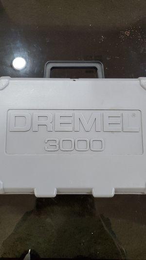 Dremel 3000 for Sale in Houston, TX