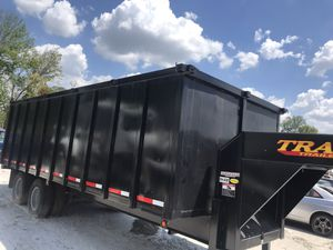2018 Endom Dump trailer 6x20 for Sale in Houston, TX