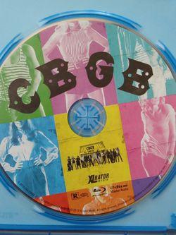CBGBs Documentary Blu Ray for Sale in Kingman,  AZ