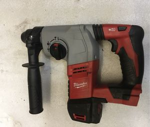 Milwaukee 2605-20. SDS. 18-Volt Lithium-Lon. Brushless cordless Rotary Hammer (Tool-Only) for Sale in Rowland Heights, CA
