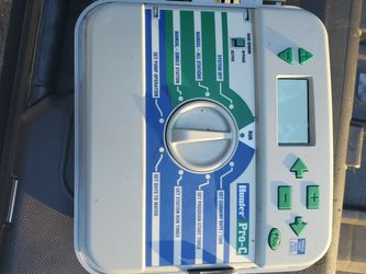 Hunter Pro C Sprinkler Controller for Sale in Boynton Beach,  FL