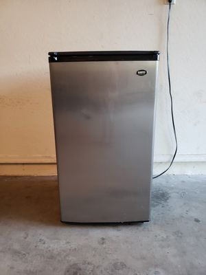 Stainless Steel Mini Refrigerator for Sale in Phoenix, AZ