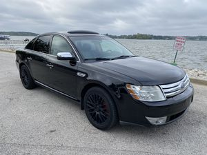 2008 Ford Taurus Limited AWD for Sale in Ingleside, IL