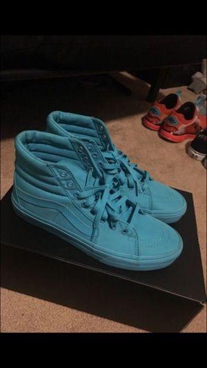 Blue Vans - Size 9.5 for Sale in Rockville, MD
