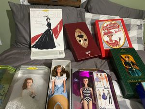 Barbie doll collection for Sale in Oceanside, NY