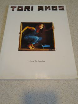 Tori Amos Little Earthquakes Sheet Music Book for Sale in Trevose,  PA