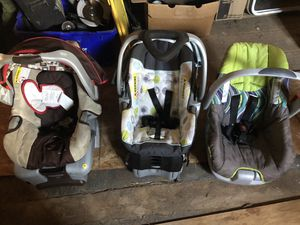 Graco, Baby Trend car seats for Sale in Colgate, WI