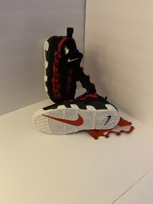 NIKE AIR MORE MONEY MEN'S SHOES LONE STAR STATE TEXAS NEW for Sale in Carol City, FL