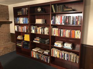 Large bookshelves for Sale in West McLean, VA