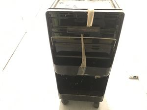 Black beauty parlor cart for Sale in Fort Washington, MD