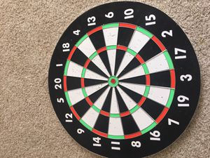 Two games dart board for Sale in Plano, TX