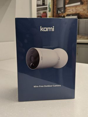 KAMI wire-free Outdoor Security Camera. Brand New. Sealed for Sale in Winter Springs, FL