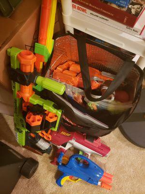 Nerf guns for Sale in Burlington, NJ