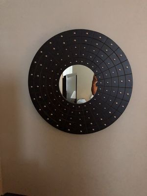 Wall decor. Large accent mirror. for Sale in Norcross, GA