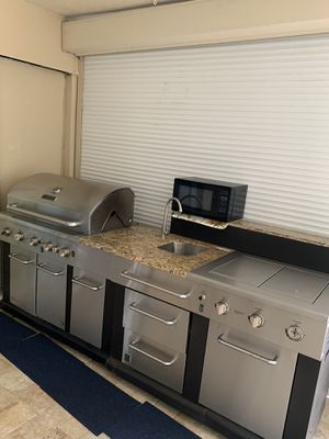 OUT DOOR KITCHEN for Sale in Plantation, FL