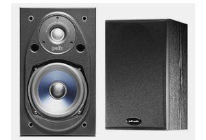 Polk audio speaker RT25i set (2) for Sale in San Jose, CA