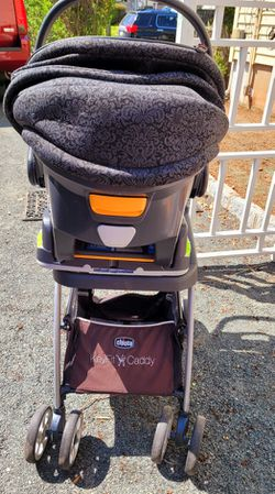 Chico Cat Seat With Stroller for Sale in Edison, NJ
