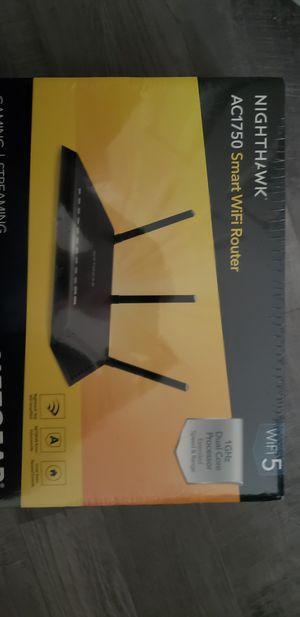 Router wifi nigththawk for Sale in Orlando, FL