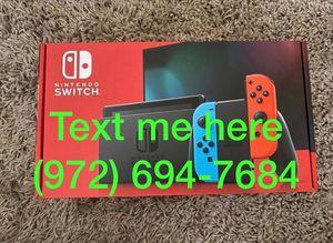 Nintendo Switch New for Sale in Arlington, VA