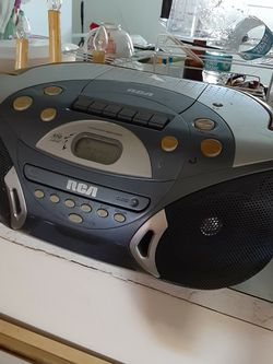 Portable Stereo CD Player Twin Bass for Sale in Boynton Beach,  FL
