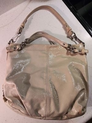 Authentic Leather Coach purse for Sale in Arlington Heights, IL