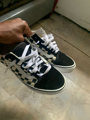 Checkered Vans for Sale in Fort Pierce, FL