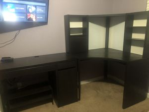 2 pc Sectional Desk for Sale in San Jose, CA