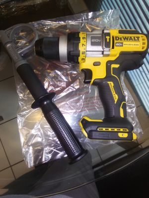 New Dewalt 20/60. Flex 3 speed hammer drill for Sale in Dinuba, CA