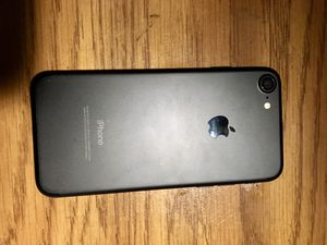 Mate Black iPhone 7 128Gb carrier (T-mobile) for Sale in San Francisco, CA