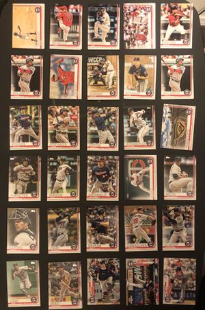 Minnesota Twins Baseball Cards (180 Total Cards) for Sale in San Jose, CA
