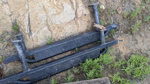 Jeep TJ side steps/rock sliders for Sale in Valley Center, CA