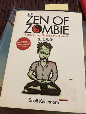 Zen of Zombie Hardcover for Sale in Austin, TX