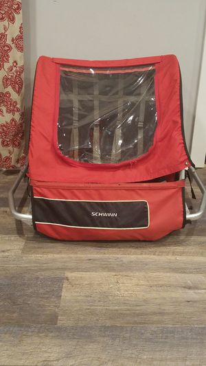 Schwinn- Kids Bike Trailer for Sale in Edgewood, WA
