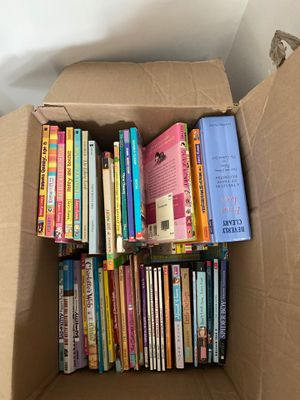 HUGE lot of books kids books for Sale in Dumfries, VA
