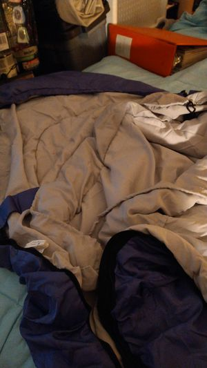 Soulout brand sleeping bag for Sale in Seattle, WA