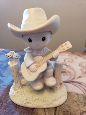 Precious Moments Cowboy for Sale in Fresno, CA