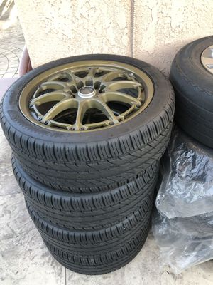 Wheel set of 4 for Sale in Anaheim, CA