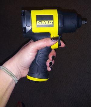 Dewalt air wrench for Sale in Douglasville, GA
